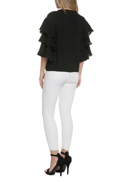 Endless Rose Tiered Ruffle Top - Alternate List Image