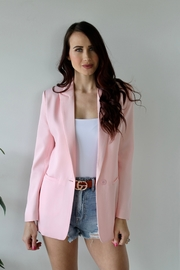 Endless Rose Wednesday Blazer - Product Mini Image