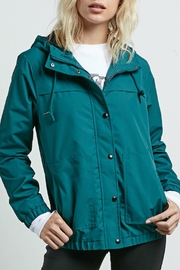 Volcom Enemy Stone Jacket - Front cropped