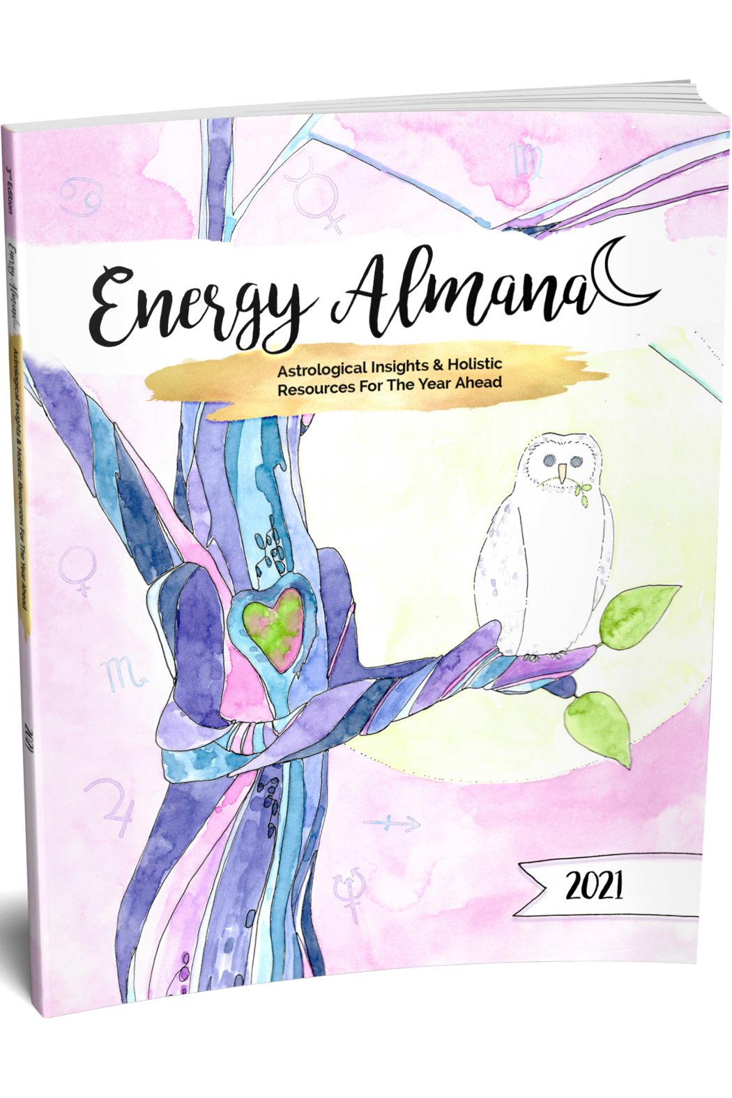 TAM Energy Almanac 2021 - Front Cropped Image