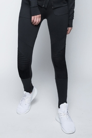 VOICE OF INSIDERS Energy Moto Legging - Front cropped
