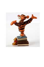 enesco Grand Jester Tigger - Front full body