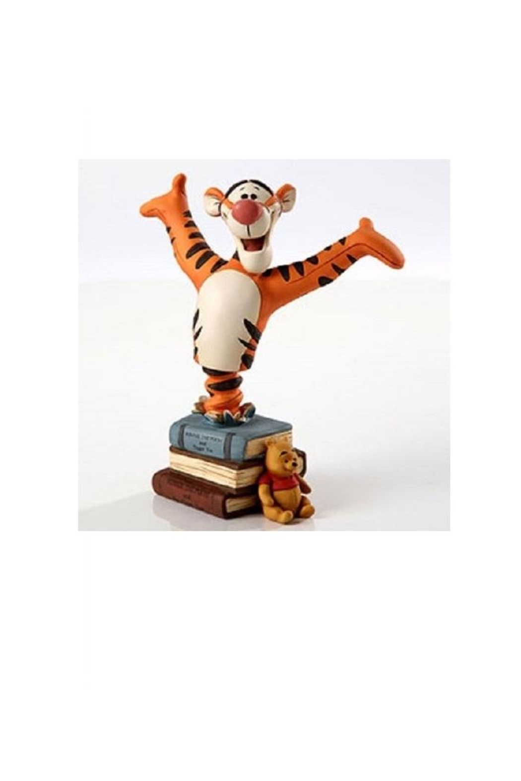 enesco Grand Jester Tigger - Main Image