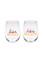 enesco Wine Glass Set - Front cropped