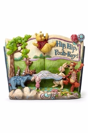 enesco Pooh Storybook - Product Mini Image
