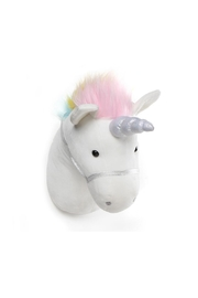 enesco Unicorn Head Décor - Front cropped