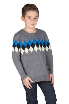 Shoptiques Product: Warm Knitted Sweater