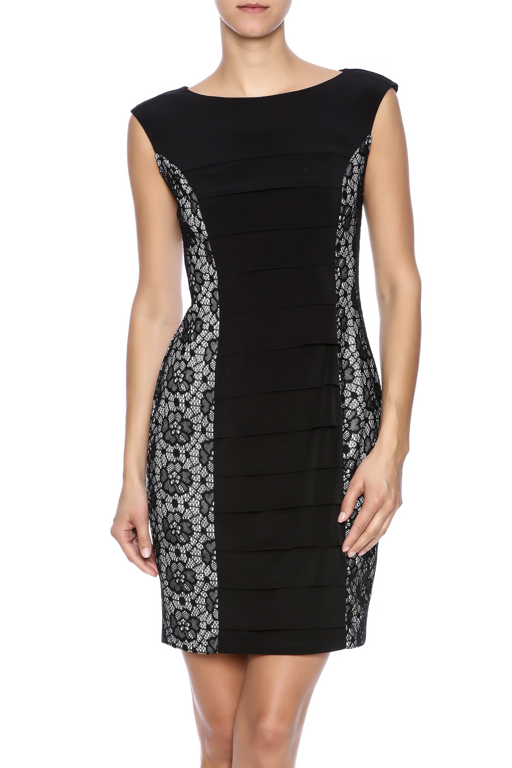 Enfocus Studio Bodycon Dress - Main Image