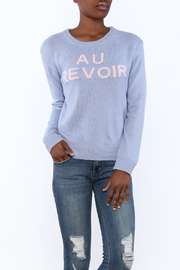 English Factory Au Revoir Sweater - Product Mini Image