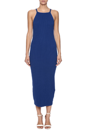 English Factory Coblue Factory Dress - Front cropped