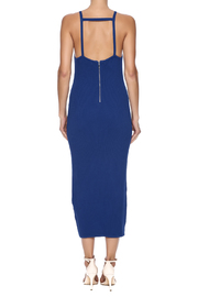 English Factory Coblue Factory Dress - Back cropped