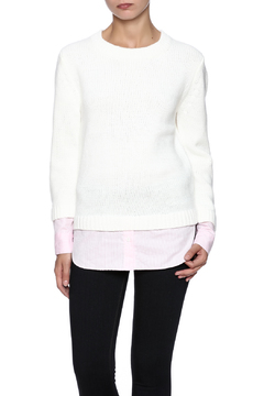 48c9a03223f ... English Factory Layered Knit Sweater - Product List Placeholder Image
