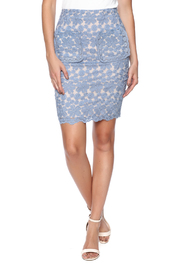 English Factory Laced Skirt - Product Mini Image