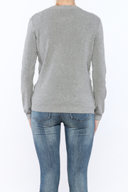 English Factory See-Through Pullover - Back cropped