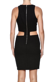 English Factory Sexy Cuts Dress - Back cropped