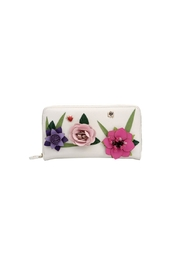 Vendula London English-Garden Zip-Around Wallet - Product Mini Image
