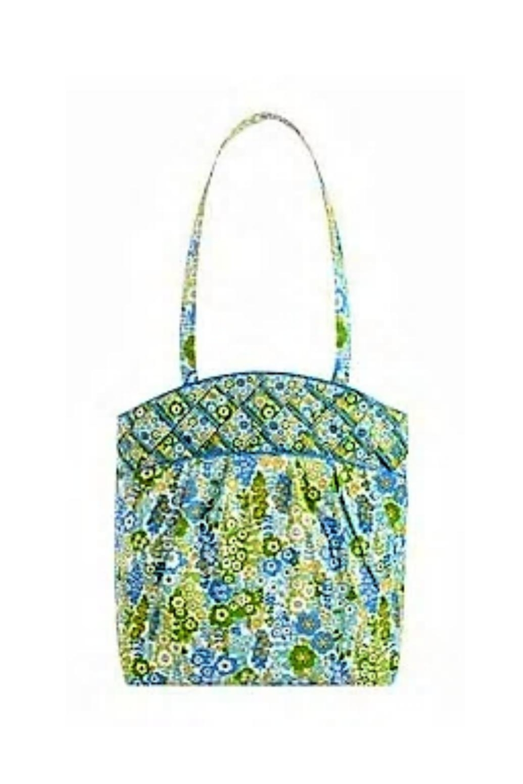 Vera Bradley English Meadow Tote - Front Full Image