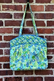 Vera Bradley English Meadow Tote - Front cropped