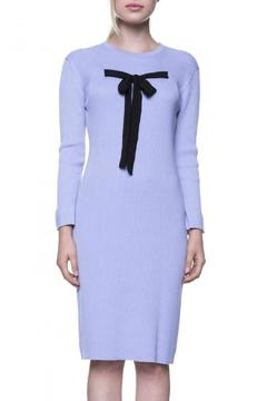 Shoptiques Product: Lavender Knit Dress