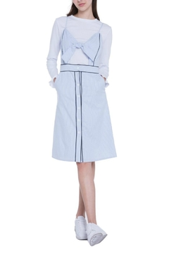 Shoptiques Product: Layered Woven Dress
