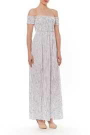 Shoptiques Product: Off-Shoulder Maxi Dress