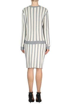 English Factory Stripe Skirt - Alternate List Image