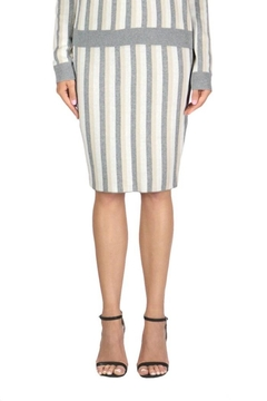 English Factory Stripe Skirt - Product List Image