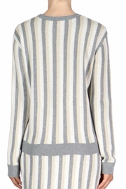 English Factory Stripe Sweater - Front full body