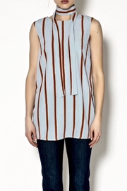 English Factory Striped Tunic - Product Mini Image
