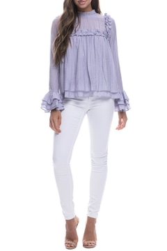 English Factory The Ruffle Top - Alternate List Image