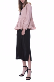 English Factory Velvet Bow Top - Other