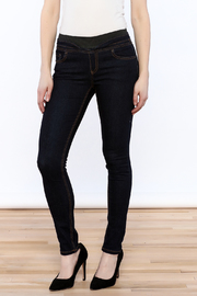 ENJean Dark Denim Skinny Jean - Product Mini Image