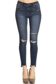 ENJean Step Hem Jeans - Product Mini Image