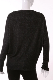 ENTI Brushed L/s Cowlneck - Front full body