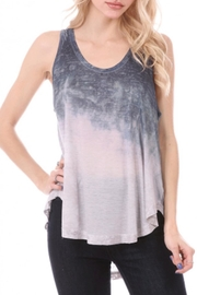 ENTI Ombre Tank Top - Front cropped