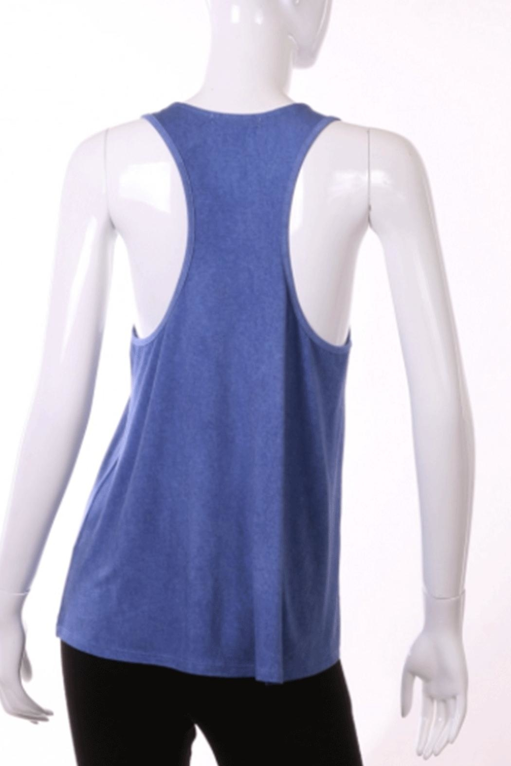 ENTI Strappy Tank - Front Full Image