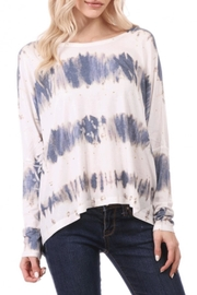 ENTI Tyedye Flowy Top - Product Mini Image