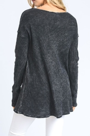 ENTI Waffle Top - Side cropped