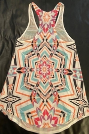 enti glamour Aztec Tank Top - Front full body