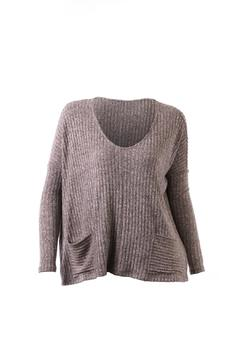 Shoptiques Product: Ribbed Sweater