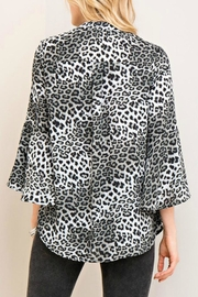 Entro Animal Craze Top - Front full body