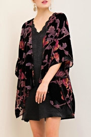 Entro Back To Floral Kimono - Product Mini Image