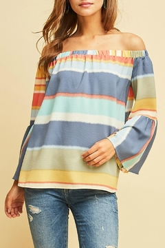 Entro Bell Sleeve Top - Product List Image