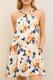 Entro Blooming Love Dress - Product Mini Image