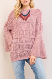 Entro Boat Neck Sweater - Product Mini Image