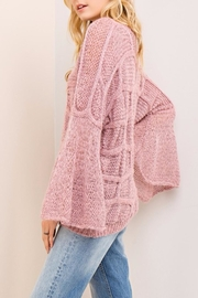 Entro Boat Neck Sweater - Side cropped