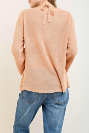 Entro Boat Neck Sweater - Front full body