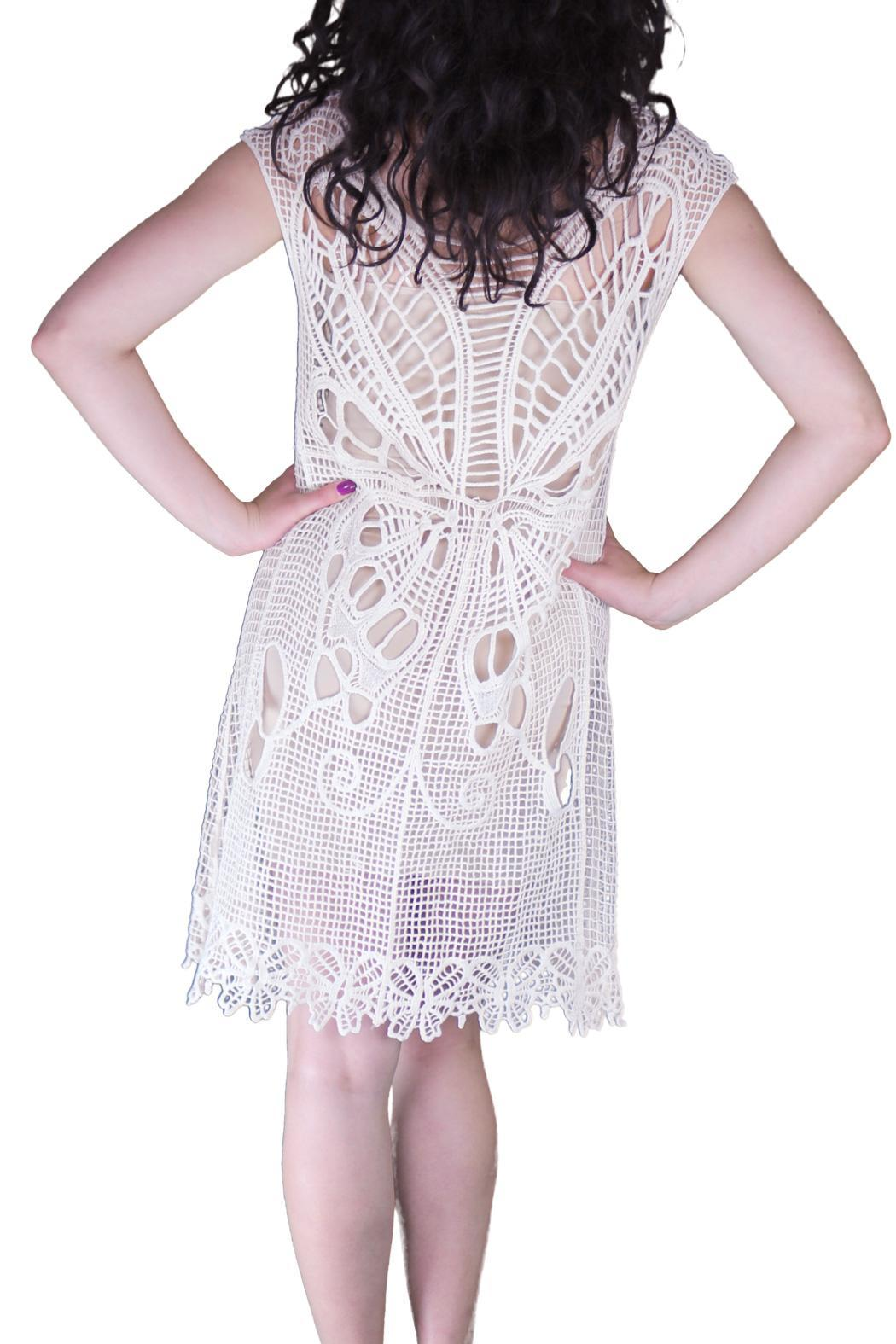 Entro Bohe'med Out Dress - Side Cropped Image