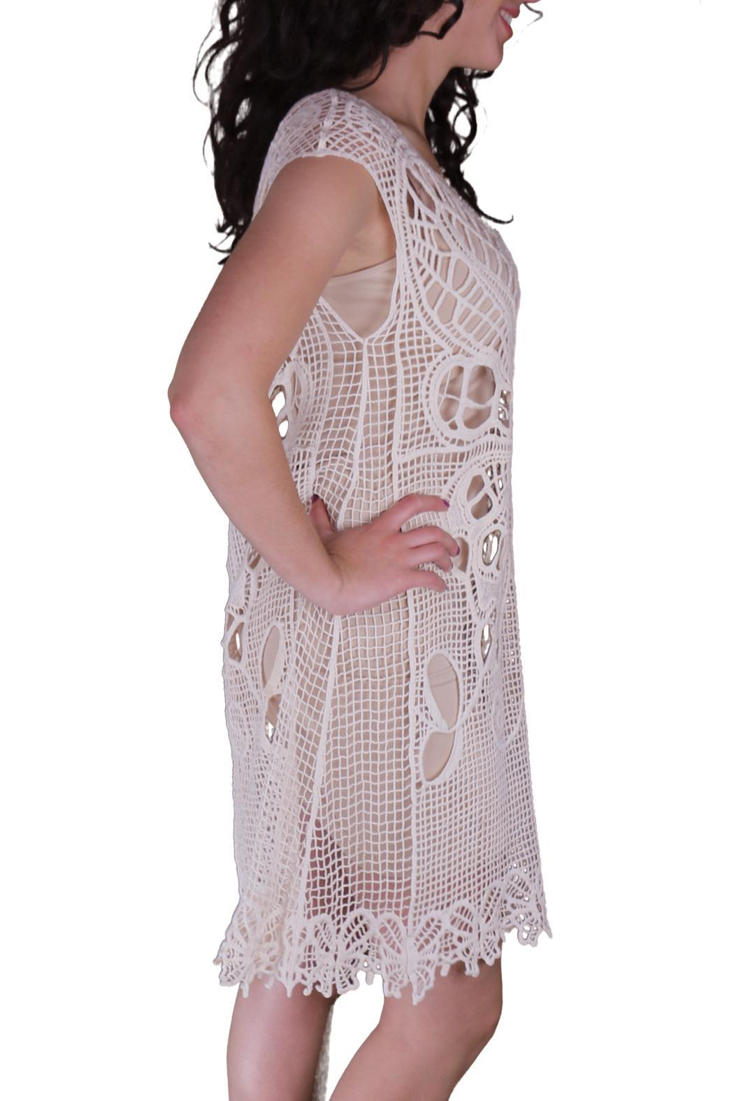 Entro Bohe'med Out Dress - Front Full Image