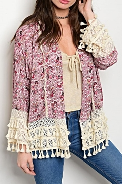 Shoptiques Product: Boho Cardigan